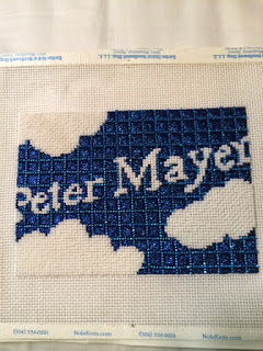 Peter Mayer needlepoint beading