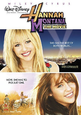 Poster Of Hannah Montana: The Movie In Dual Audio Hindi English 300MB Compressed Small Size Pc Movie Free Download Only At worldfree4u.com