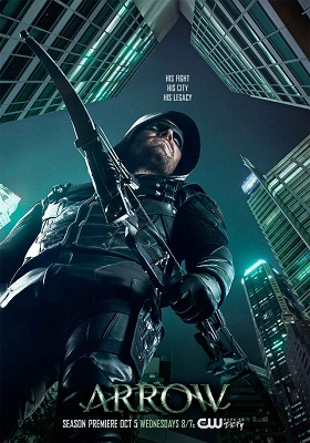 Download Arrow 5ª Temporada Completa