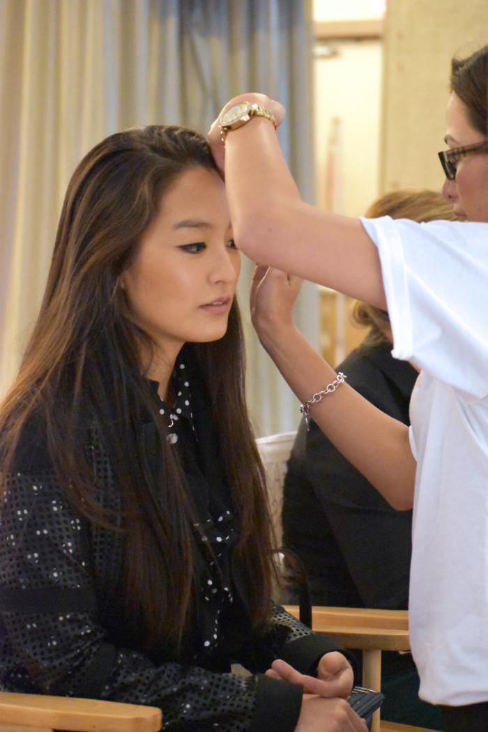 european wax center does korean girls eyebrows