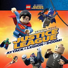 Liga De La Justicia: Ataque A La legion del mal