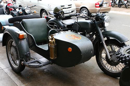 Sidecar Việt Nam