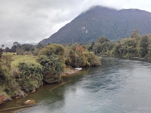 Río Panela, Chile
