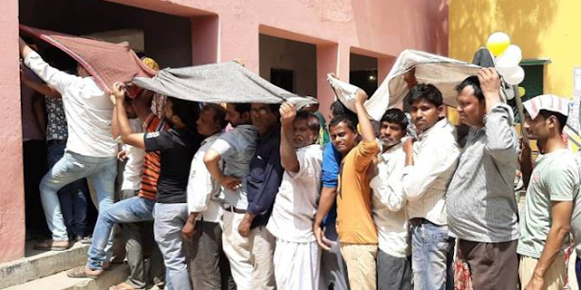 मतदान केन्द्रों पर एक भी मतदाता धूप में नहीं खड़ा होना चाहिए: सीईओ | MP NEWS