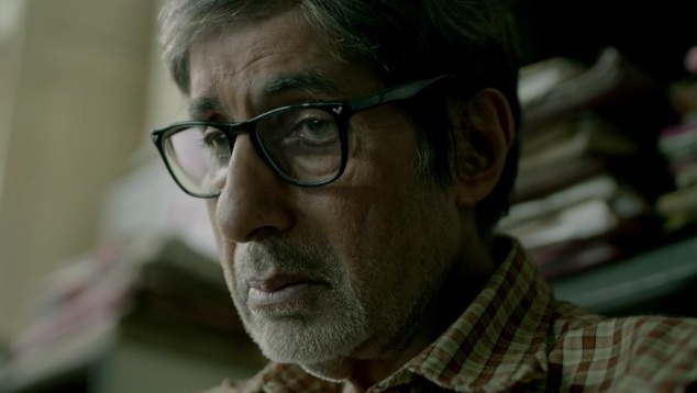 Amitabh Bachchan as John in Te3n