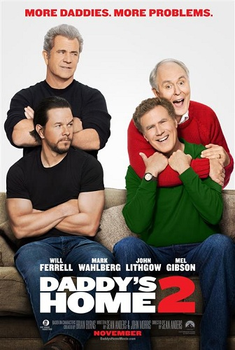 Film Daddy's Home 2 2017