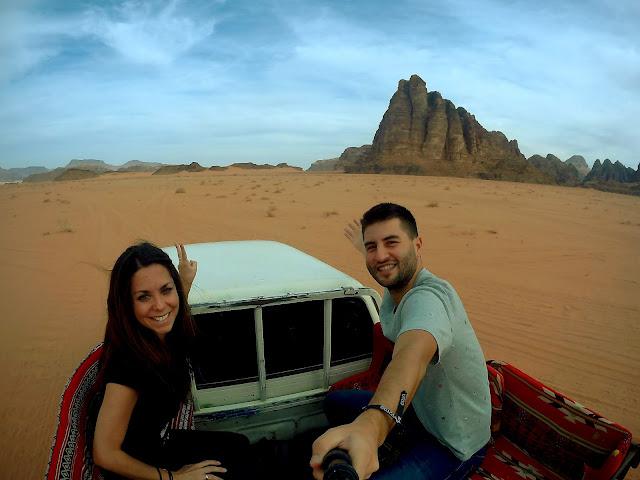 viaje a jordania trucos