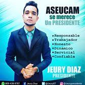 Jeury Díaz gana elecciones de la Asociación de Estudiantes Universitarios de Cambita