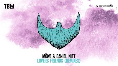 Lovers Friends Möwe