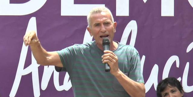 El Supremo archiva la causa contra Diego Cañamero por ocupar una finca en 2008