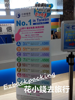 高雄機場中華電信價格表