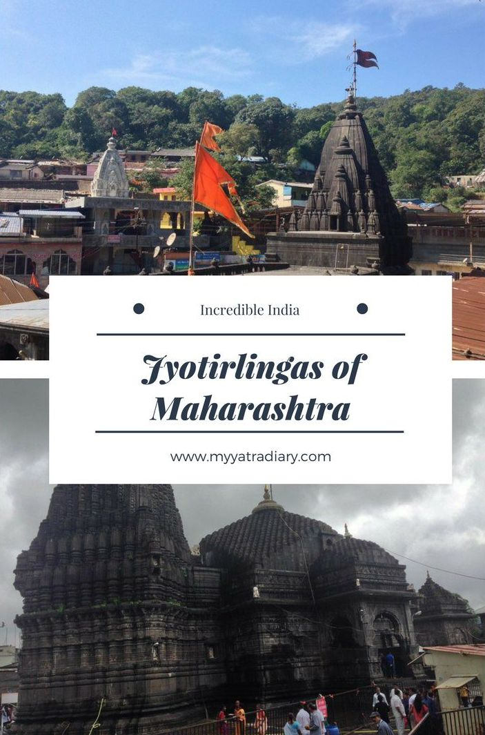 Magnificient 5 Shiva Jyotirlinga Temples In Maharashtra