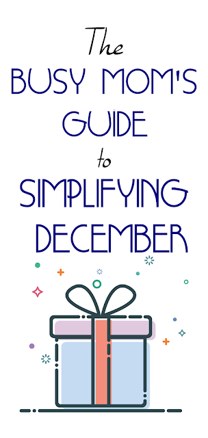 Looking for a way to shorten your holiday traditions while still getting the same end result?  {posted @ Unremarkable Files}