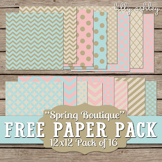 free paper pack