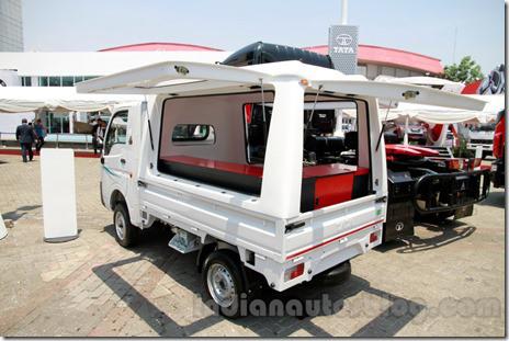 Food Truck TATA ACE EX2