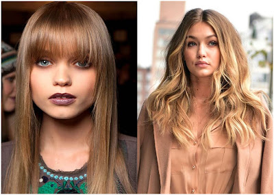 Hair Color Butterscotch- List of Blond and Brown Hair Color for All Skin Types