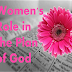 Women's Role in the Plan of God