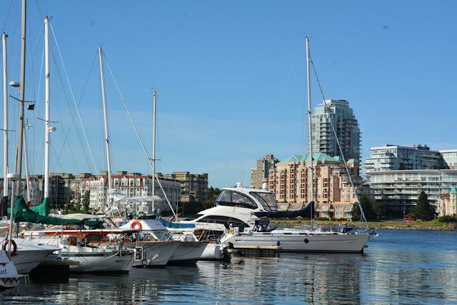 Victoria Island port