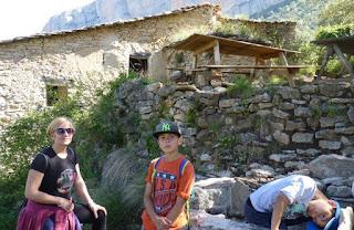 Congost del Mont Rebei.