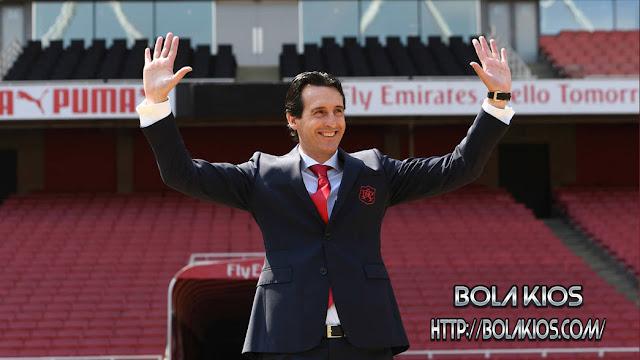 Beberapa Pemain Arsenal Yang Akan Di Jual Unai Emery