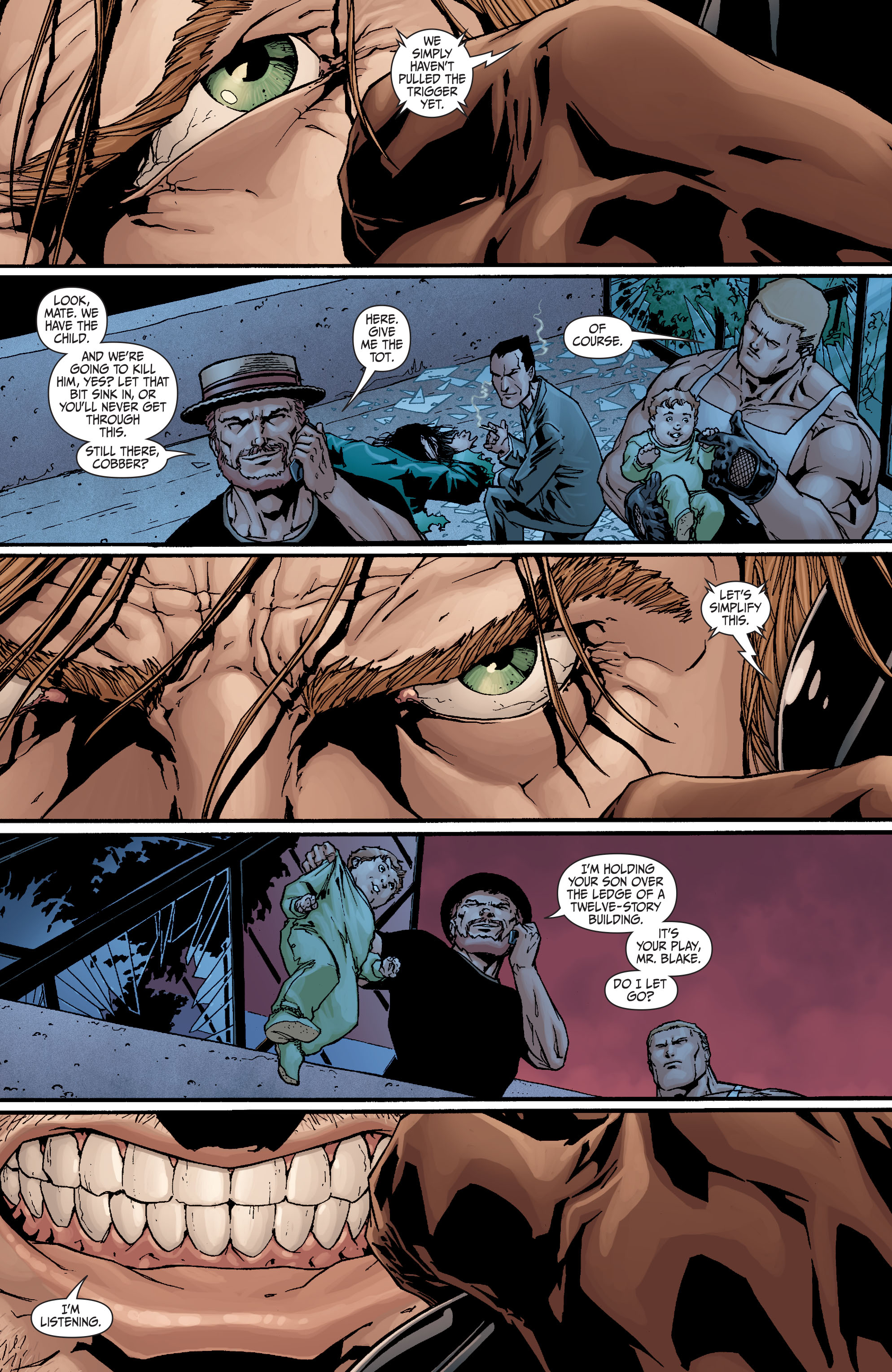 Read online Secret Six (2008) comic -  Issue #20 - 3