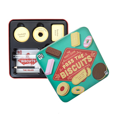 Pass The Biscuits Party Game