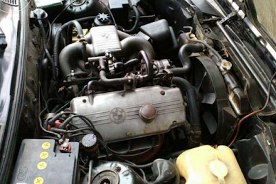 Mesin BMW E30 M10
