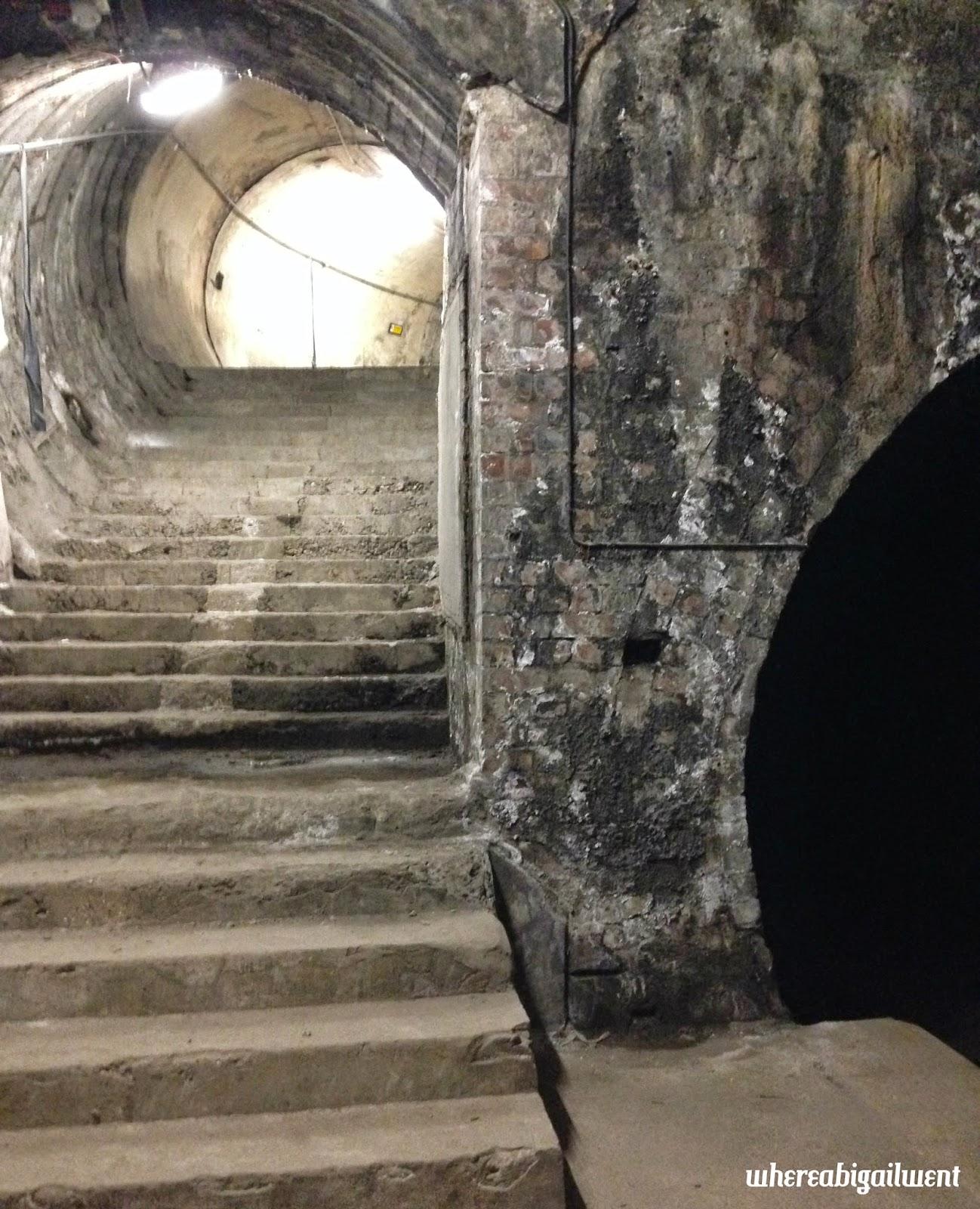 Abandoned Underground