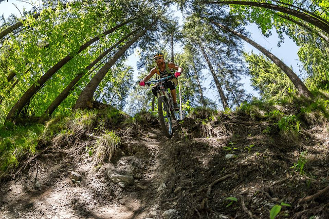 Mountainbike Trail Kitzbühler Alpen BBS