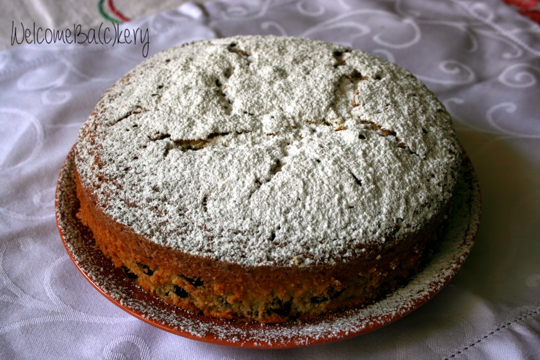 Molto WelcomeBa(c)kery: Torta con farina d'avena e mirtilli rossi (senza  WY26