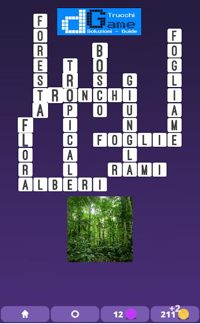 Soluzioni One Clue Crossword livello 4 schemi 7 (Cruciverba illustrato)  | Parole e foto