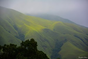Kudremukh, lush green mountains 2