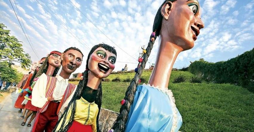 FITECA: Teatro al aire libre. 16 años llevando alegría a los barrios de Lima