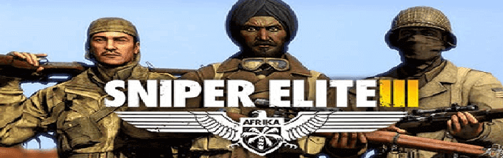 تحميل لعبة القناص سنايبر sniper elite 3 للكمبيوتر برابط مباشر مجانا