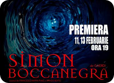 Simon Boccanegra - Opera din Craiova