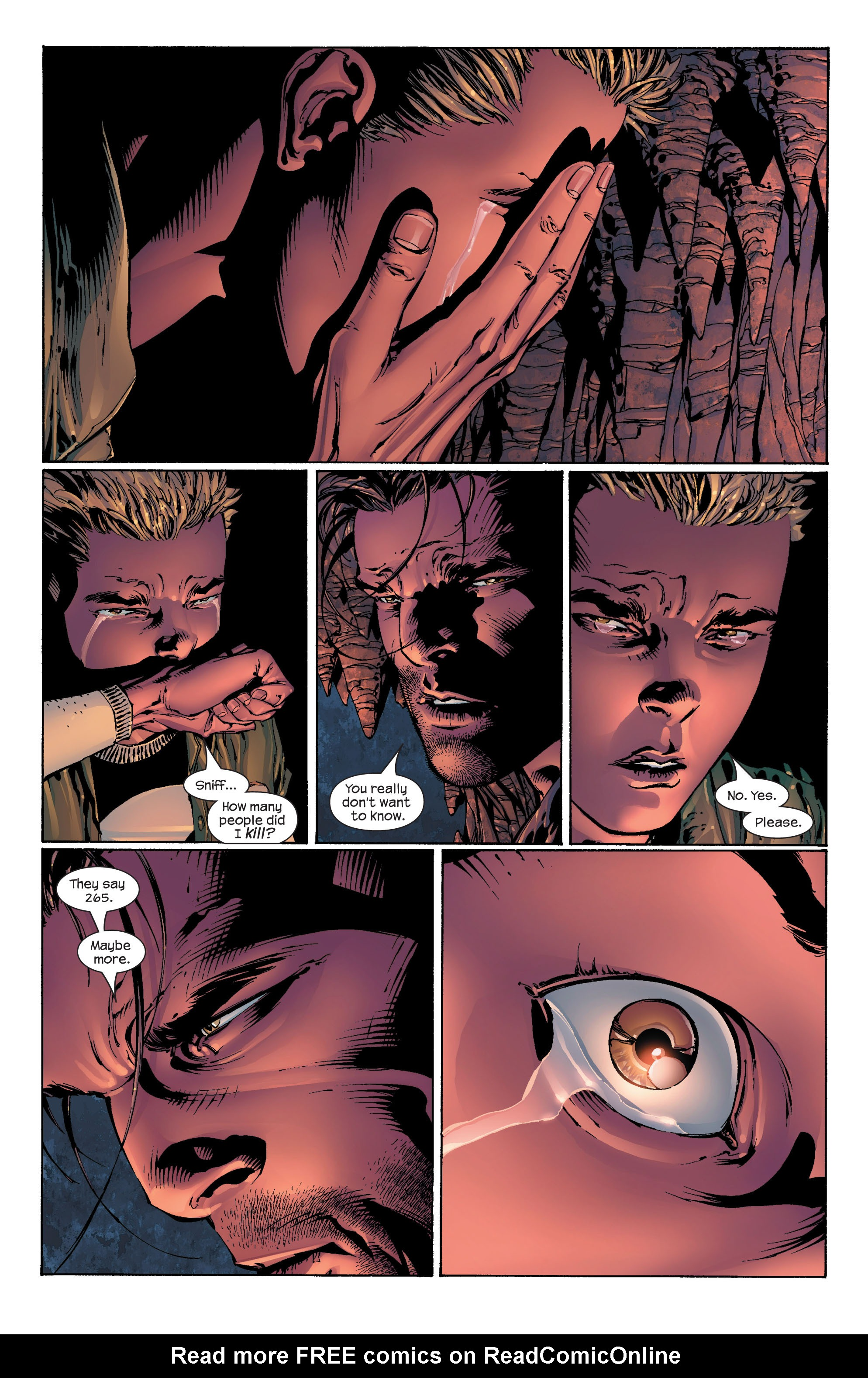 Read online Ultimate X-Men comic -  Issue #41 - 16