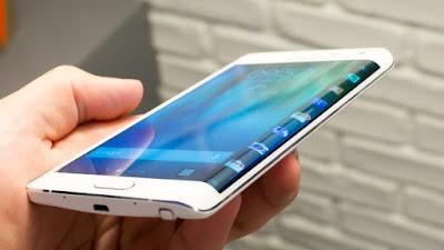 kiem tra man hinh ma test Samsung S6 EDGE