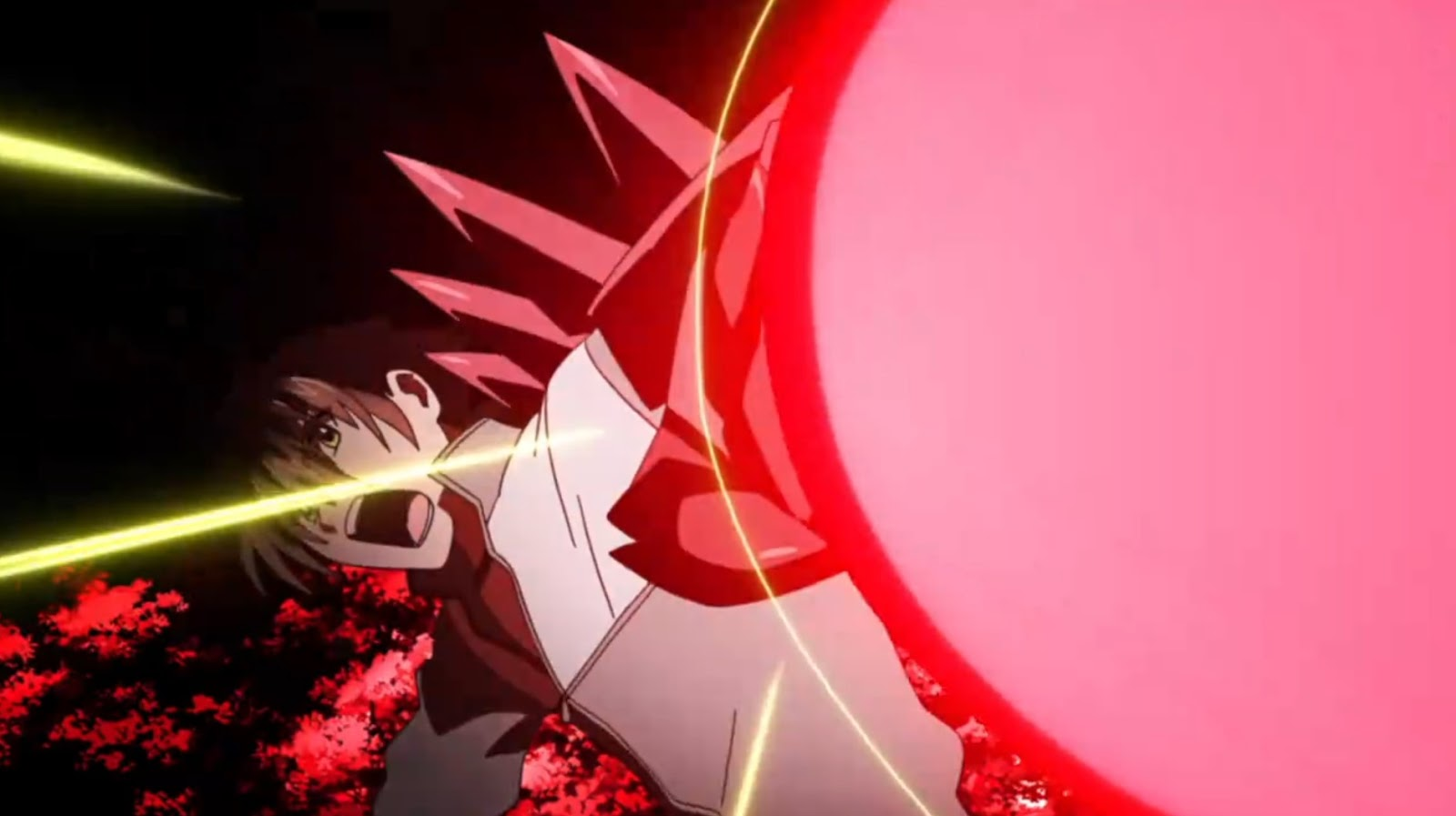 High School DxD Episodio 09