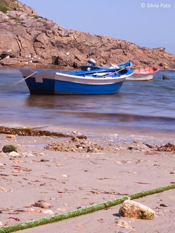 Playa en Sada