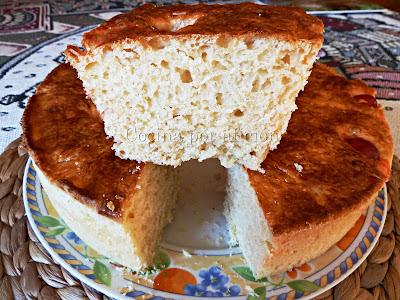 Roscón de Reyes. Porción