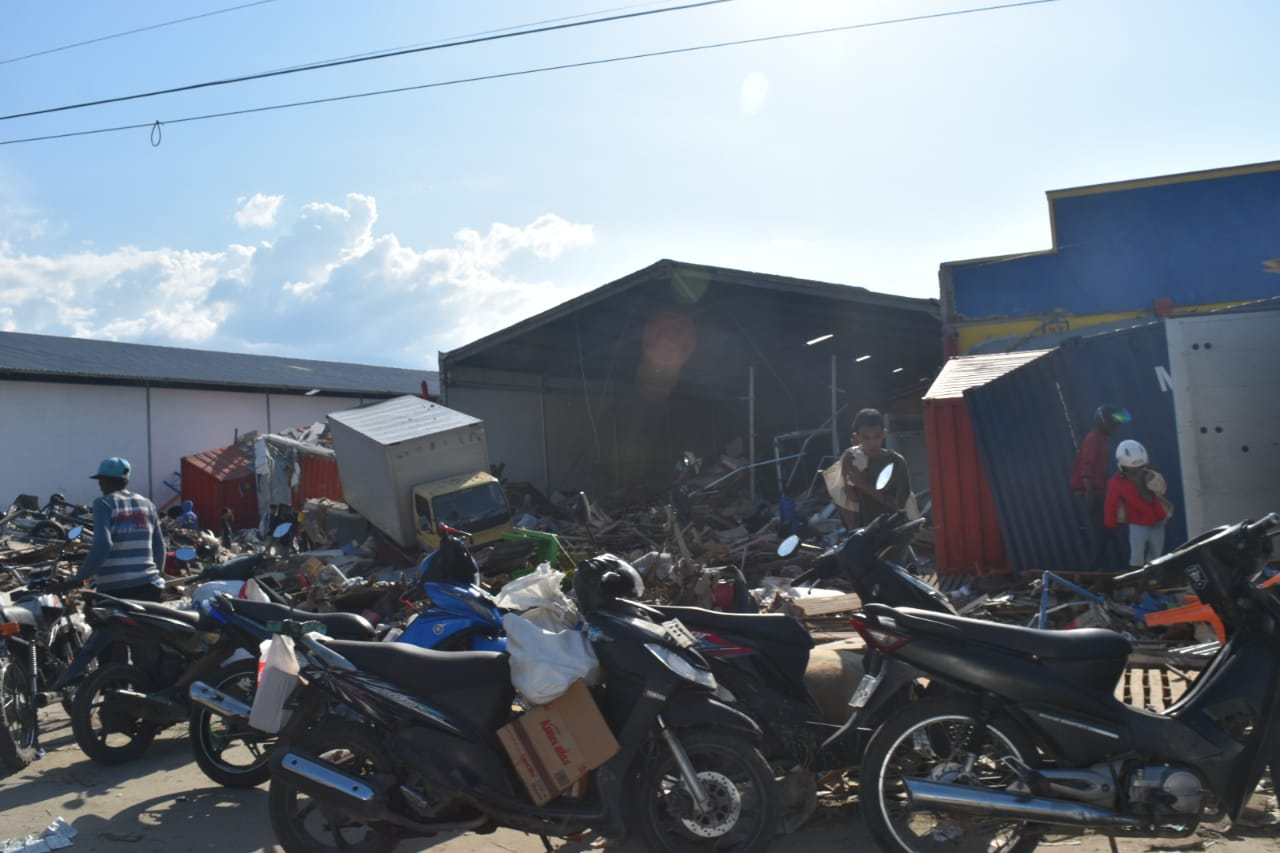Pernyataan Kapolri Soal Kabar Penjarahan