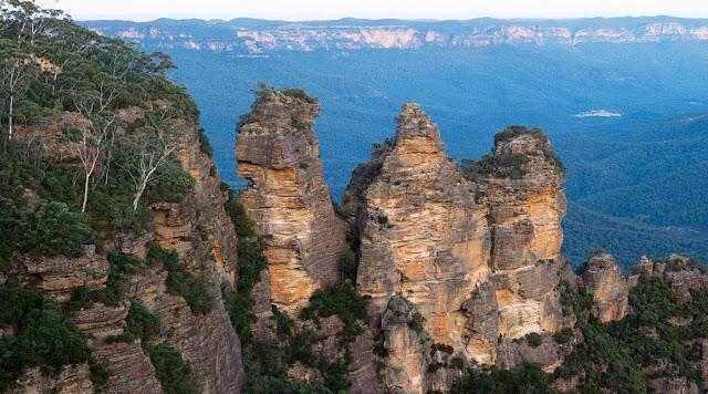 Formações do Jamison Valley – Austrália