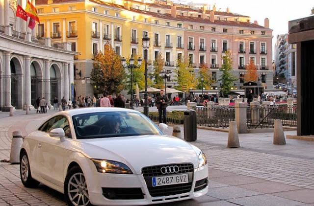 Como e onde alugar um carro na Espanha
