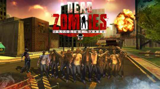Game Tembak Zombie Android Offline