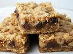 OATMEAL CARAMEL CHEWY BAR COOKIES
