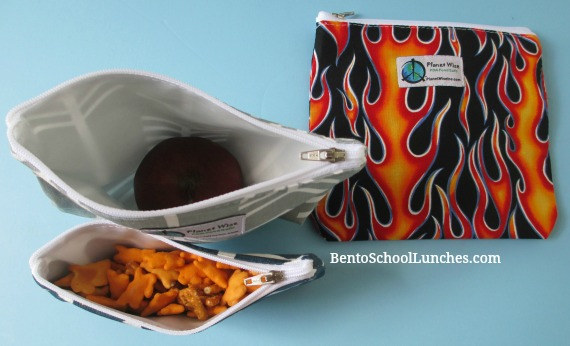 Planet Wise Reusable Snack Bags Review