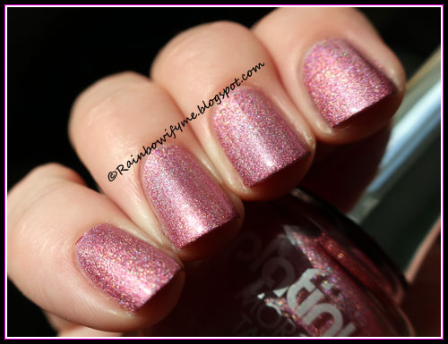 Morgan Taylor ~ Holo Lover!