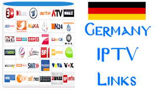germany smart tv working links SRF ZDF RTL