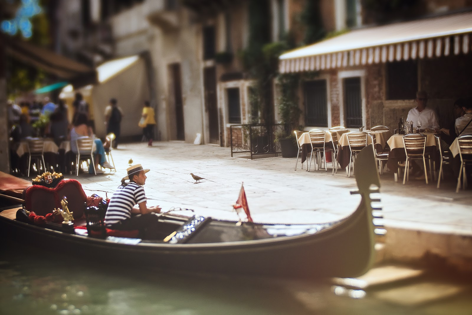 Fujifilm X-pro2 Lensbaby Image of Venice by Willie Kers