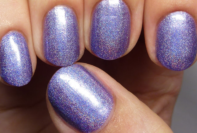 Grace-full Nail Polish Amethyst the Unicorn